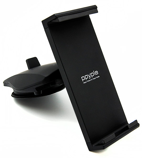 Ppyple Dash-N7 black держатель на приборную панель, под планшеты 5,5-8,9
