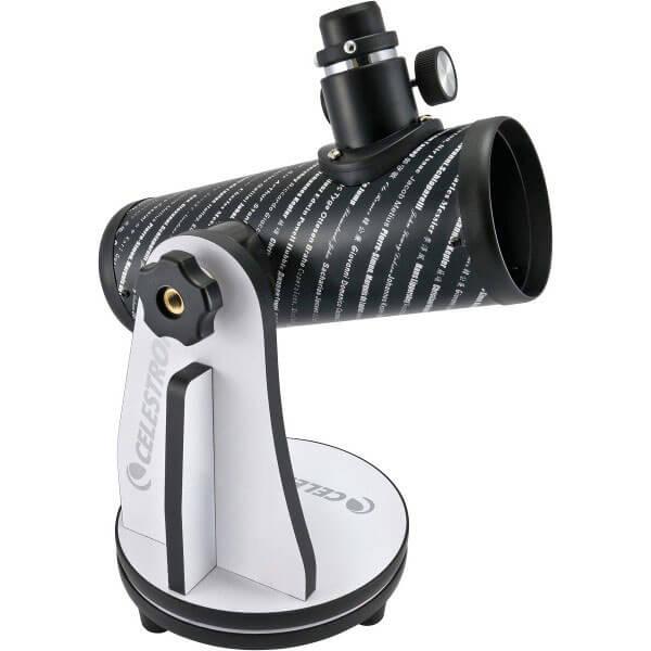 Фото - Телескоп Celestron FirstScope 76 (+ Книга «Космос. Непустая пустота» в подарок!) телескоп bresser arcturus 60 700 az книга космос непустая пустота в подарок
