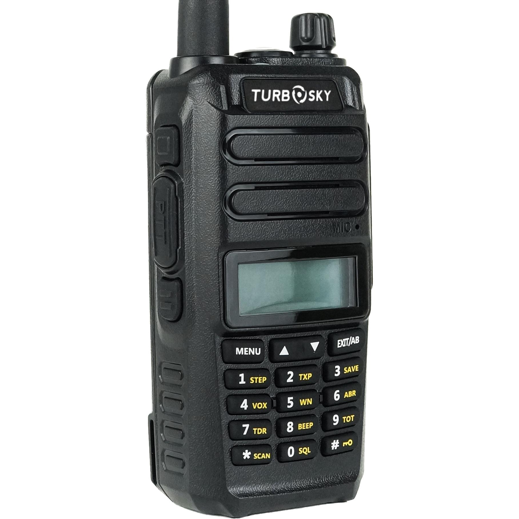 Портативная рация Turbosky T2 NEW (Официальный дилер в России)