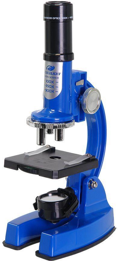 Фото - Микроскоп MP-900 (21361) (+ Автомобильные коврики для впитывания влаги в подарок!) микроскоп детский eastcolight mp 450 2135