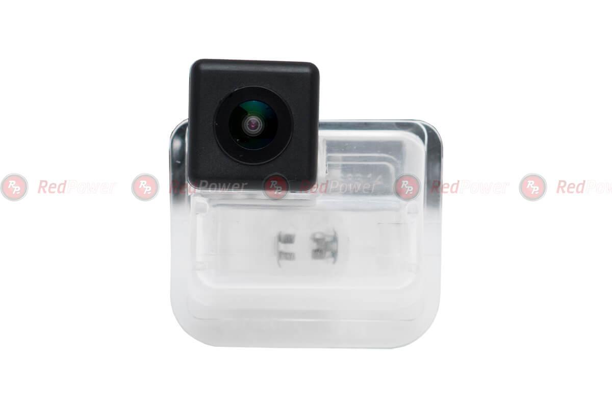Камера Fish eye RedPower BEN356 для Mercedes-Benz C (W204), CL (W216), E (W212), S (W221), Viano (W639) 14+ под разъём