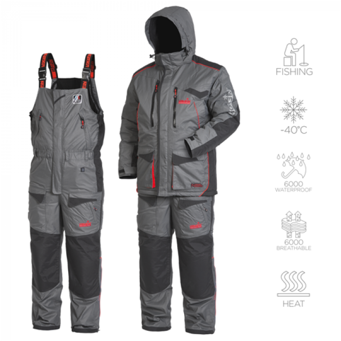 Костюм Norfin Discovery Heat (XL)