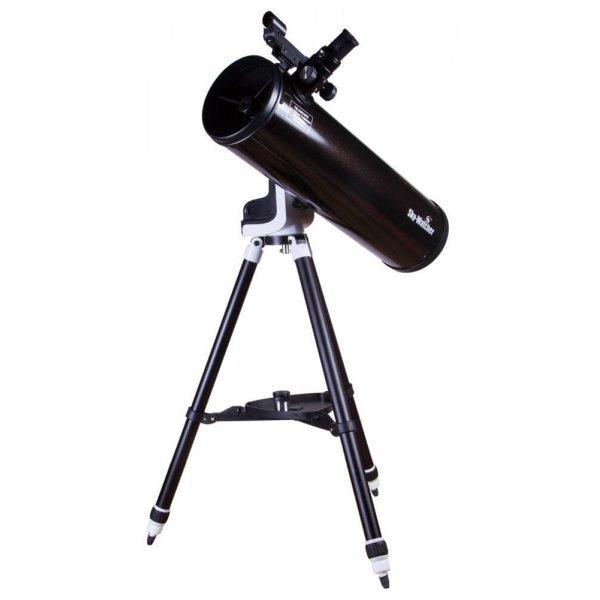 Телескоп Sky-Watcher P130 AZ-GTe SynScan GOTO (+ Книга знаний «Космос. Непустая пустота» в подарок!)