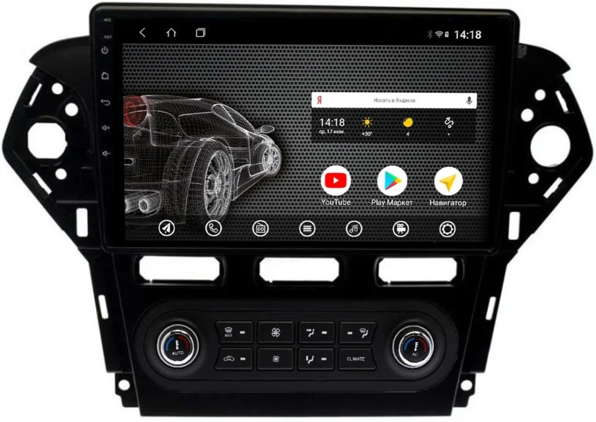 Головное устройство vomi ST483R10-T3 для Ford Mondeo 2007-2010 (+ Камера заднего вида в подарок!)