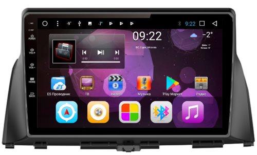 Штатная автомагнитола VOMI ST2696-T8 для Kia Optima 2016+ на Android 8.1.0 (+ Камера заднего вида в подарок!)