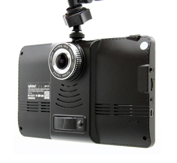 Навигатор (3 в 1) Eplutus GR-71 (+ Разветвитель в подарок!) видеорегистратор жпс навигатор