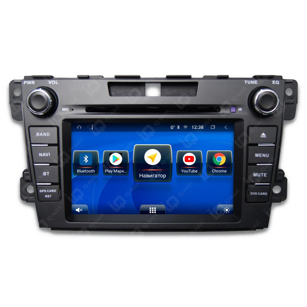 Автомагнитола IQ NAVI D58-1905 Mazda CX-7 (2006-2013) Android 8.1.0 7