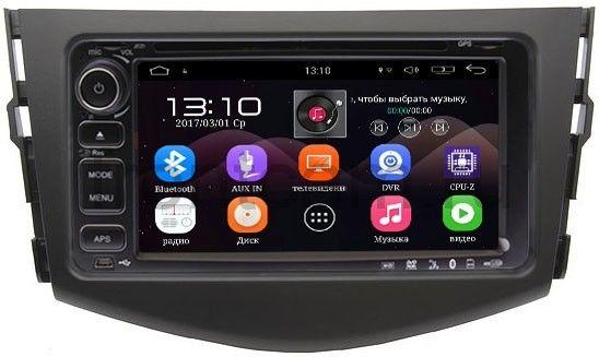 Штатная магнитола Toyota RAV4 (XA30) 2006-2013 LeTrun 1832-RP-TYRV3XW-02 на Android 5.1