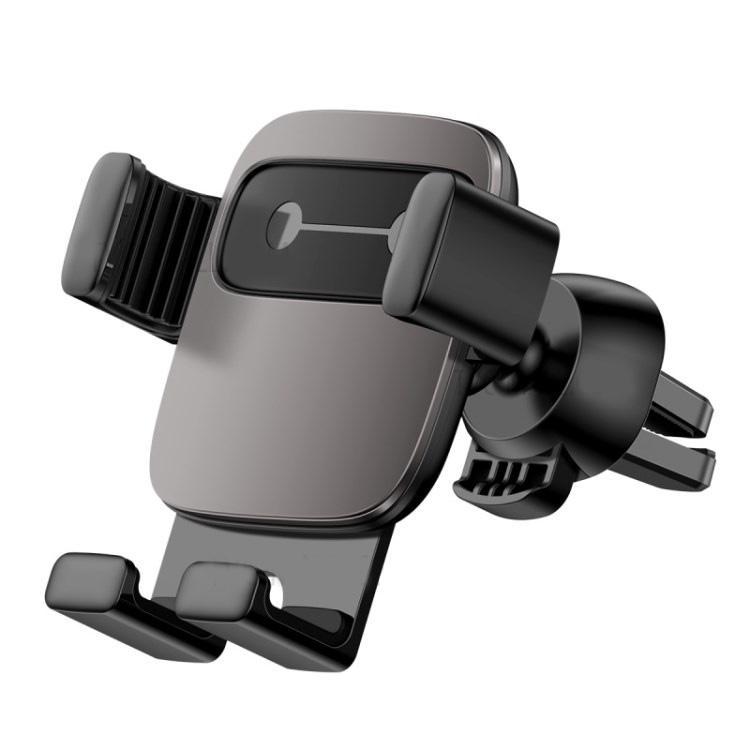 Держатель Baseus Cube Gravity Vehicle-mounted Holder (black) купить по супер-цене