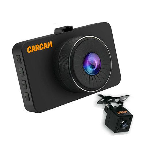 Видеорегистратор CARCAM F3 (+ Разветвитель в подарок!) стоимость
