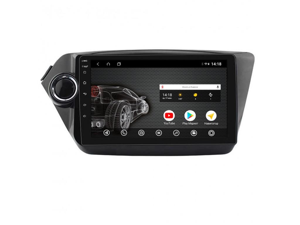 Головное устройство vomi ST2730-T3 для Kia Rio 2010-2017 (+ Камера заднего вида в подарок!)