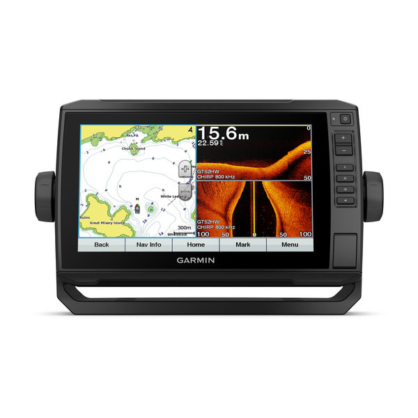 Картплоттер Garmin ECHOMAP Plus 92sv c датчиком GT52HW-TM free shipping new luh50g1202 module
