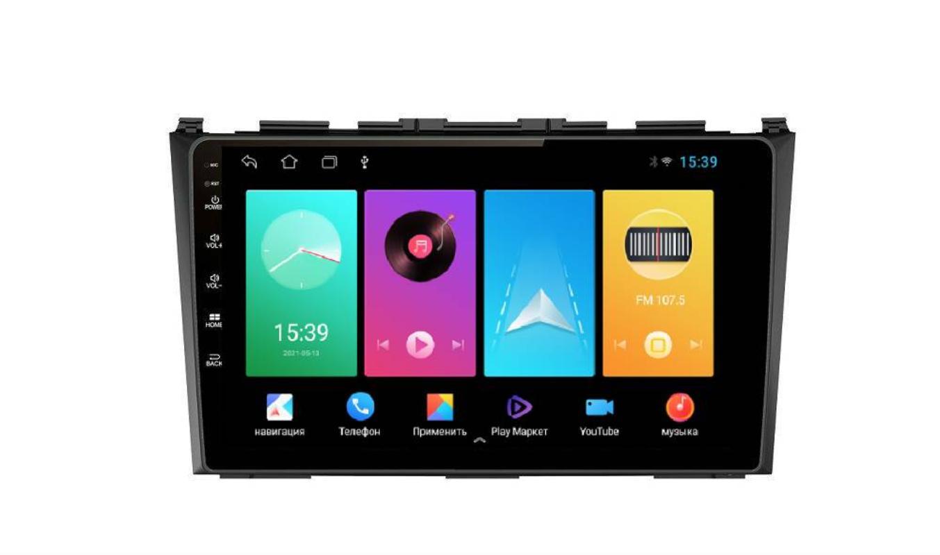 Штатная магнитола FarCar для Honda CR-V на Android (D009M)