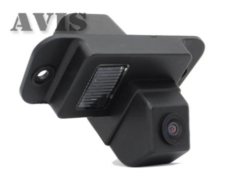 CMOS штатная камера заднего вида AVIS AVS312CPR для SSANGYONG ACTYON (2005-2010) (#076) cmos штатная камера заднего вида avis avs312cpr для volkswagen crafter