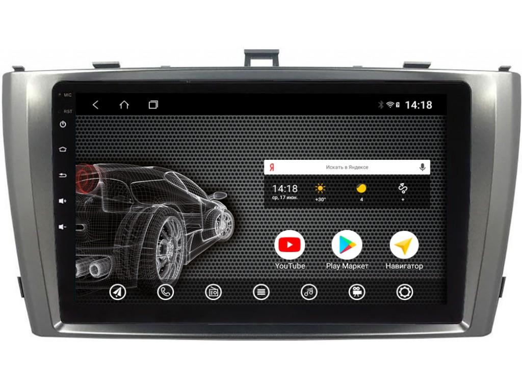 Головное устройство vomi ST2856-T3 для Toyota Avensis T270 2009-2015 (+ Камера заднего вида в подарок!)