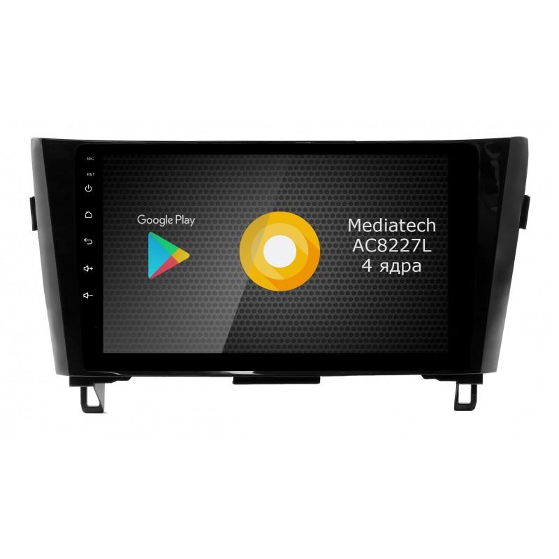 Штатная магнитола Roximo S10 RS-1202 для Nissan Qashqai II (2013-2019), X-Trail III (2013-2019) (Android 9) (+ Камера заднего вида в подарок!) цены онлайн
