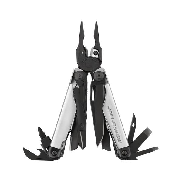 Мультитул Leatherman Surge Серебристо-Черный