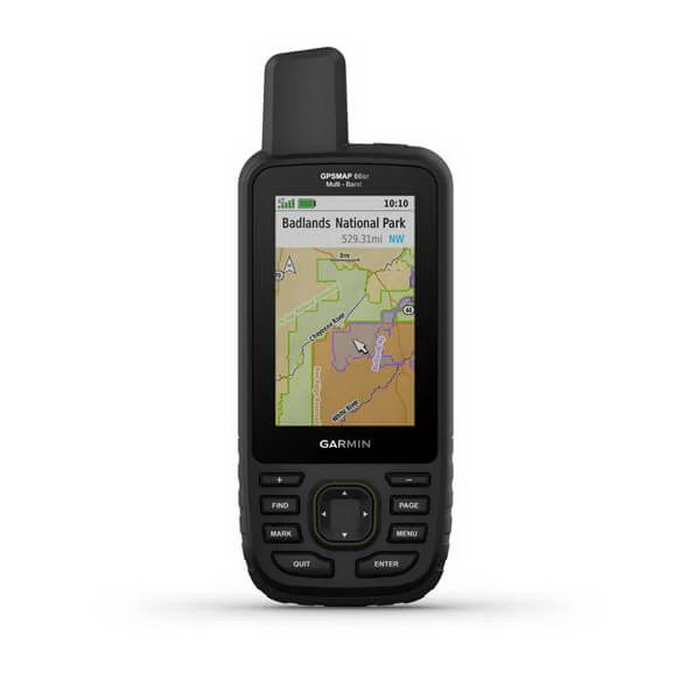 Навигатор Garmin GPSMAP 66SR