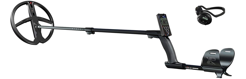 Металлоискатель XP Metal Detectors Deus (катушка X35 28 см, WS4, блок) 1 м