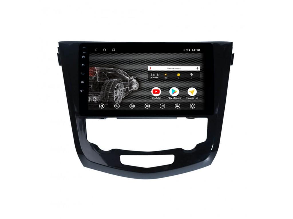 Головное устройство vomi ST2728-T3 для Nissan X-Trail T32 2014+ / Qashqai J11 2014+ климат (+ Камера заднего вида в подарок!)