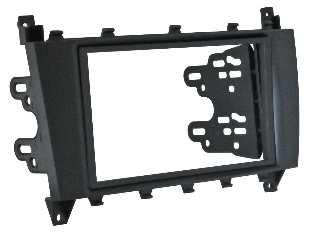 Переходная рамка Incar RMB-CLK03 для Mercedes E/C/CLK 04+, SLK 06+ (крепеж) переходная рамка metra 95 7953 для suzuki grand vitara 05 крепеж