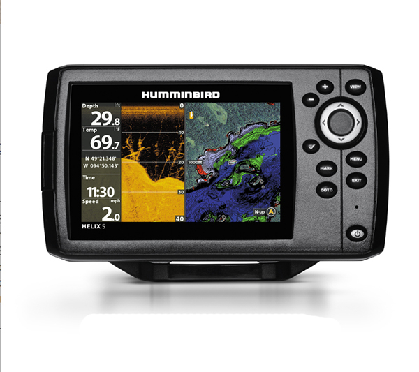 Эхолот Humminbird Helix 5x Chirp DI GPS G2 ACL humminbird 688ci hd xd internal gps sonar combo xtreme depth fishfinder