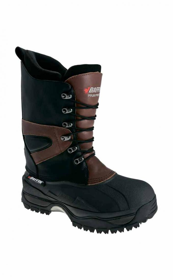 все цены на Ботинки Baffin Apex Black/Bark 12/46 в интернете