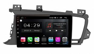 Штатная магнитола FarCar s175 для KIA K5 / OPTIMA 2010-2014 на Android (L091R) штатная магнитола carmedia ol 9745 8 c500 kia optima k5 2010 2013 дорестайл