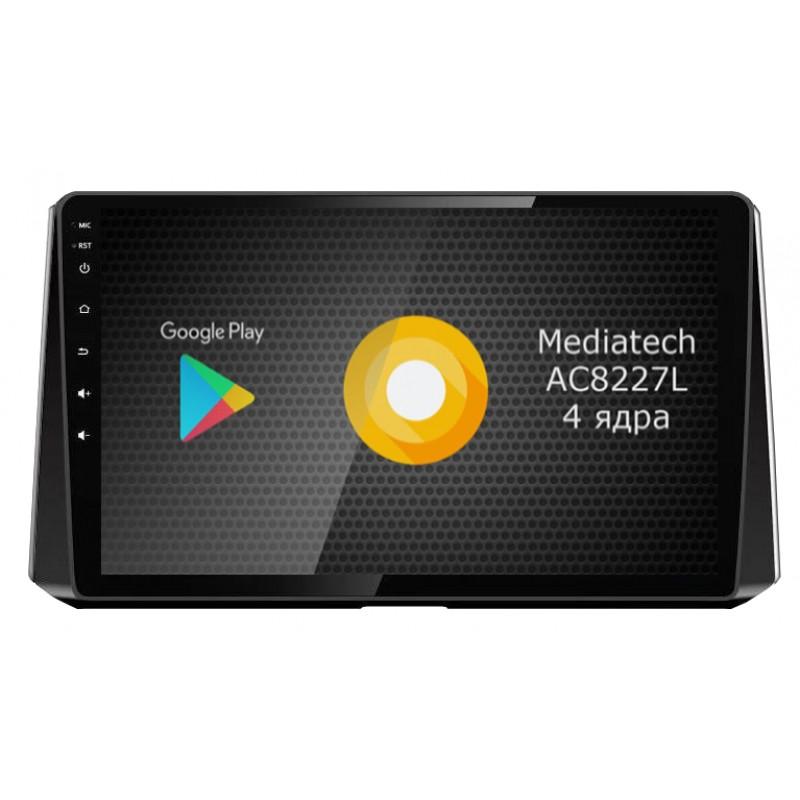 Фото - Штатная магнитола Roximo S10 RS-1127 для Toyota Corolla e210 (Android 10) (+ Камера заднего вида в подарок!) штатная магнитола roximo s10 rs 2310 для kia optima 4 2016 android 8 1 камера заднего вида в подарок