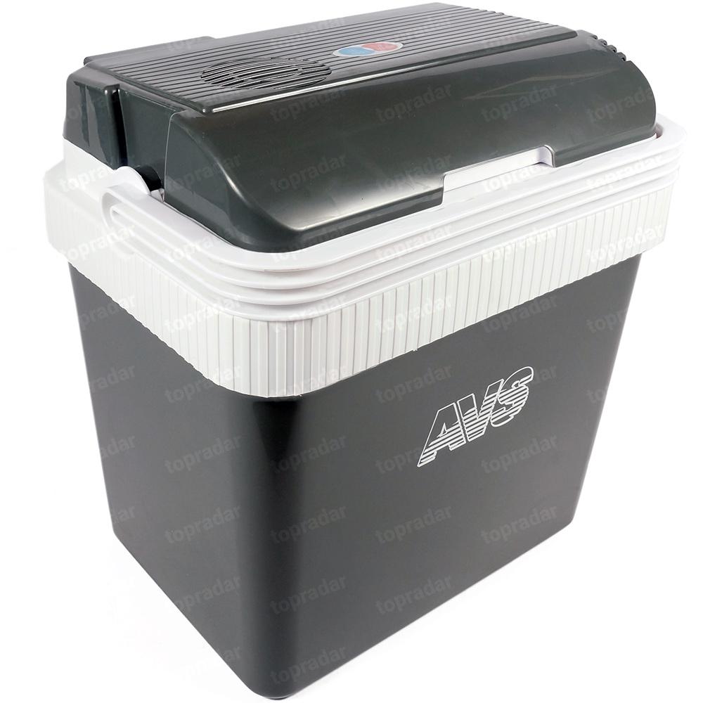 Термоэлектрический автохолодильник AVS CC-24NB (+ Три аккумулятора холода в подарок!) термоэлектрический автохолодильник avs cc 24wbc аккумуляторы холода в подарок page 4