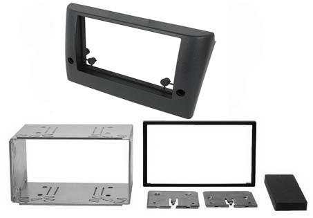 Переходная рамка Incar RFI-N01S для Fiat Stilo салазки