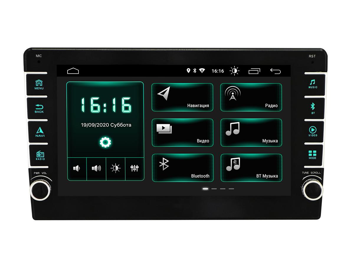 цена на Универсальное головное устройство INCAR XTA-7702U (Android 10) (+ Камера заднего вида в подарок!)