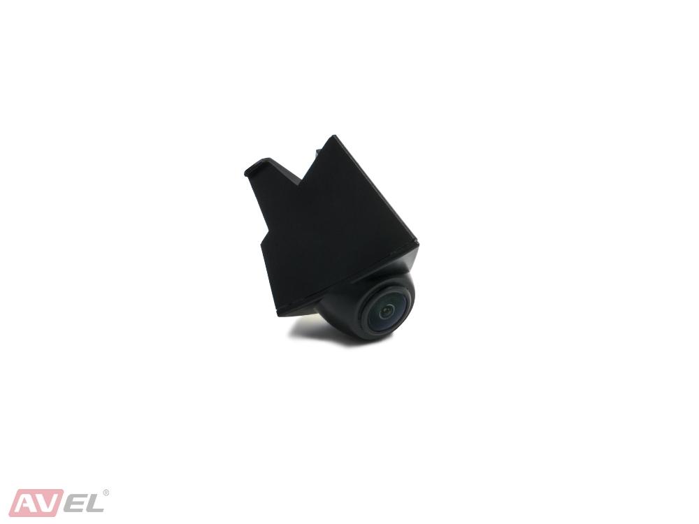 CCD штатная камера переднего вида AVS324CPR (#201) для автомобилей VOLKSWAGEN