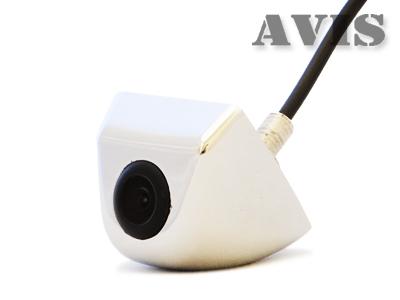 Универсальная камера заднего вида AVIS AVS311CPR (980 CCD Chrome) универсальная камера переднего вида avis avs311cpr 180 front multiview