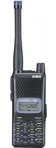 Портативная рация Alinco DJ-496 (body) рация alinco dj a11