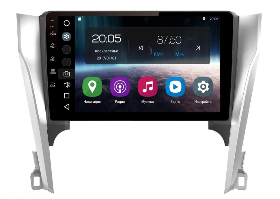 Штатная магнитола FarCar s200 для Toyota Camry (2011-2013) на Android (V131R)
