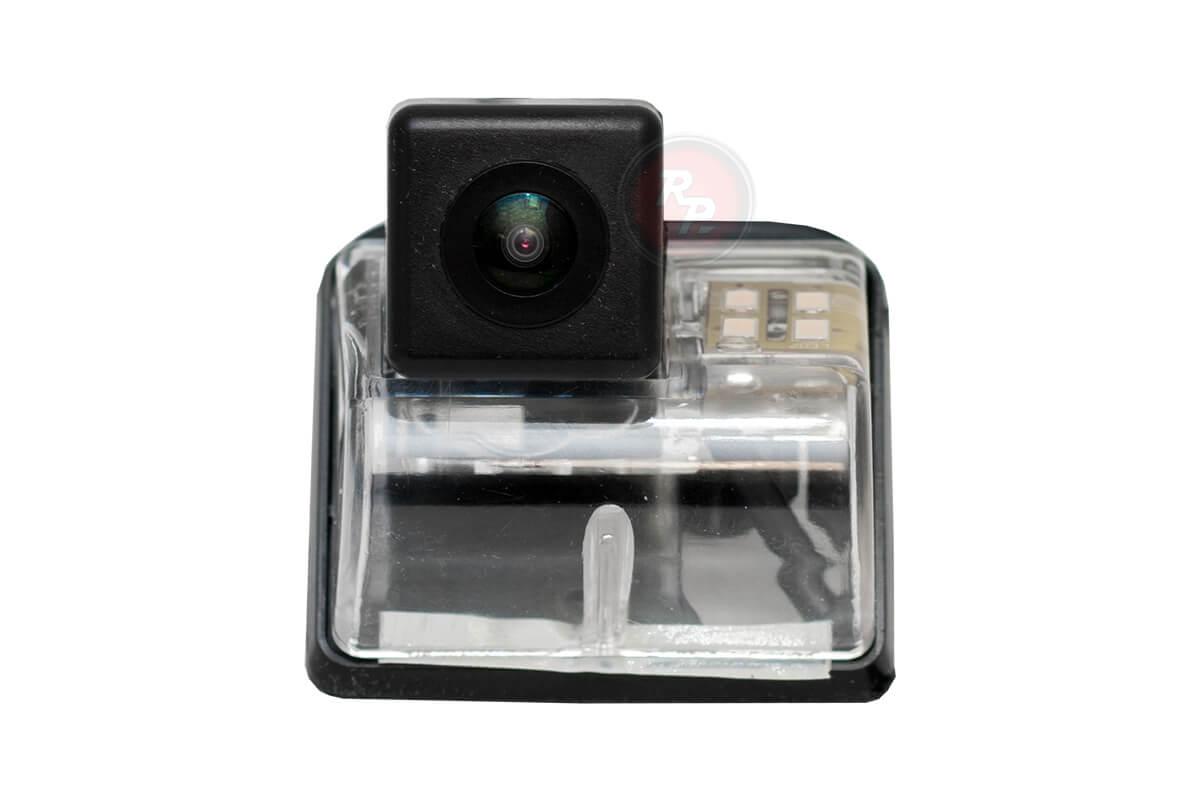Штатная видеокамера парковки Redpower MAZ154P Premium для Mazda CX5/CX7/CX9/6 (2002-2007) автомагнитола redpower c5912d 6 2002 2007