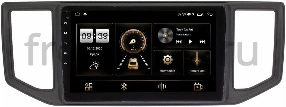 Штатная магнитола LeTrun 4165-10-785 для Volkswagen Crafter 2016-2021 на Android 10 (4G-SIM, 3/32, DSP, QLed) (+ Камера заднего вида в подарок!)