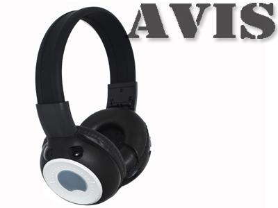 Беспроводные ИК наушники AVIS AVS005HP (двухканальные) беспроводные ик наушники avis avs005hp двухканальные