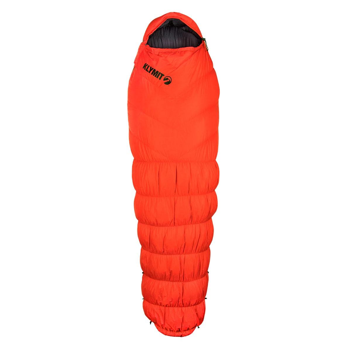 Спальный мешок Klymit KSB 0˚, оранжевый (13KZOR01C)