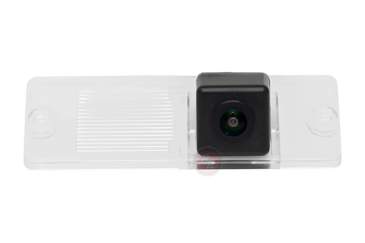 Штатная видеокамера парковки Redpower MIT104P Premium для Mitsubishi Pajero IV