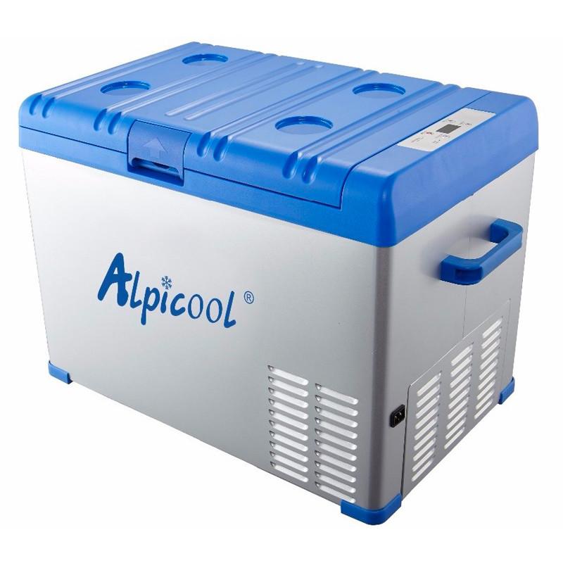 Kомпрессорный автохолодильник ALPICOOL A40 kомпрессорный автохолодильник alpicool cf 55 55л 12 24 220в