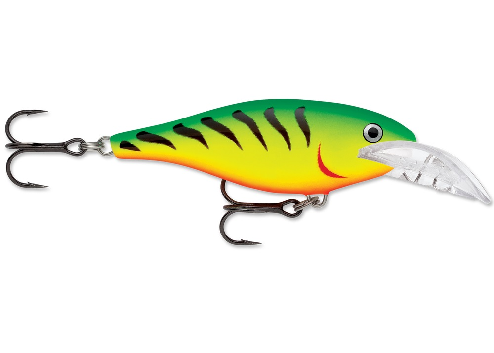 Воблер плавающий RAPALA Scatter Rap Shad Deep DSCRS07-FT (2,7м-3,6м, 7 см 7 г) цена