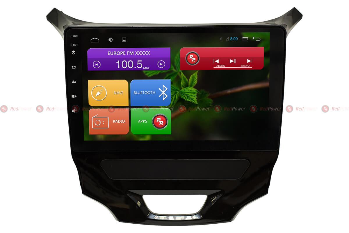 Автомагнитола для Chevrolet Cruze 2013+ Redpower 31152 R IPS DSP ANDROID 7 (+ Камера заднего вида в подарок!)