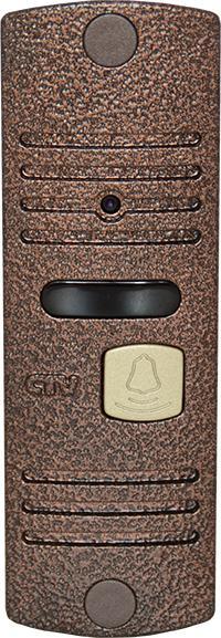 Вызывная панель для видеодомофонов CTV-D10NG (бронза) (+ Салфетки из микрофибры в подарок)