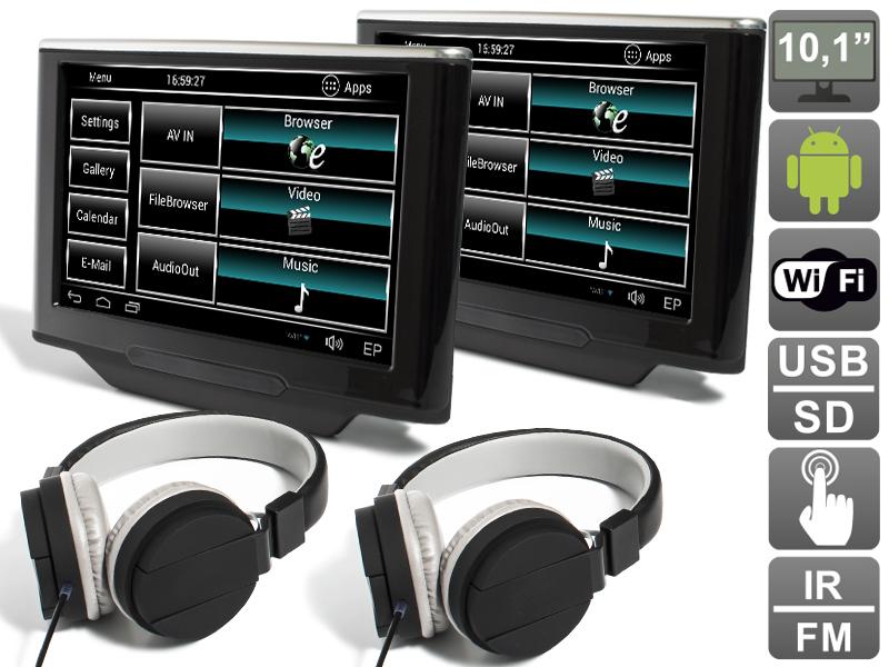 цена на Автомобильный монитор AVEL AVS1033AN (#02) на Android для Land Rover/Range Rover (+ беспроводные наушники в подарок!)