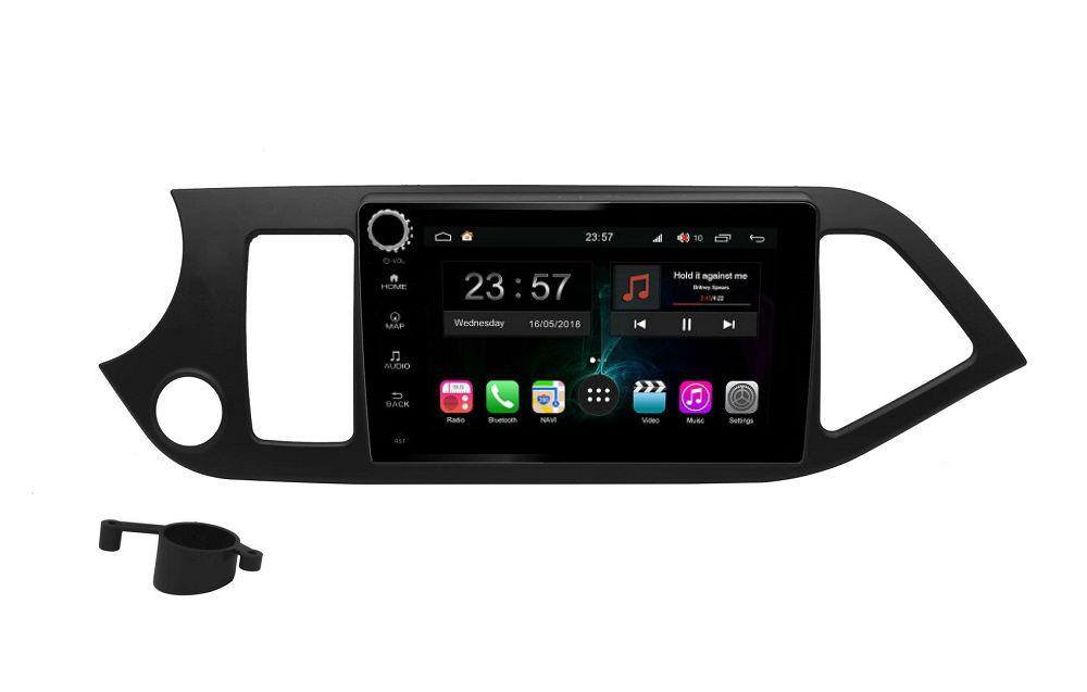 Штатная магнитола FarCar s300-SIM 4G для KIA Picanto на Android (RG217RB) (+ Камера заднего вида в подарок!)