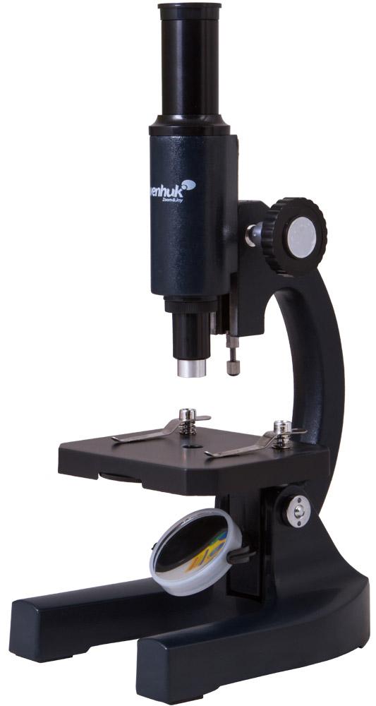 Фото - Микроскоп Levenhuk 2S NG, монокулярный (+ Книга «Невидимый мир» в подарок!) микроскоп цифровой levenhuk d70l монокулярный книга невидимый мир в подарок