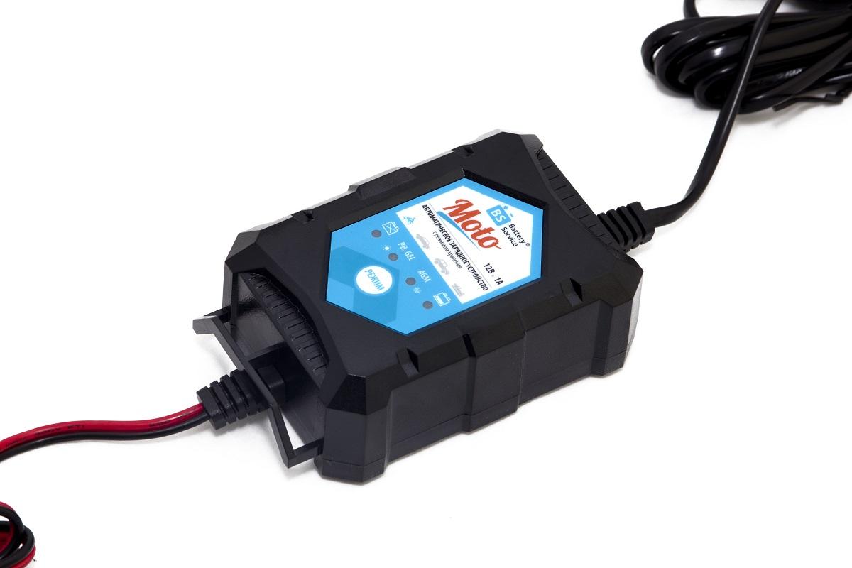 Зарядное устройство Battery Service Moto PL-C001P (+ Power Bank в подарок!) зарядное устройство battery service universal pl c004p