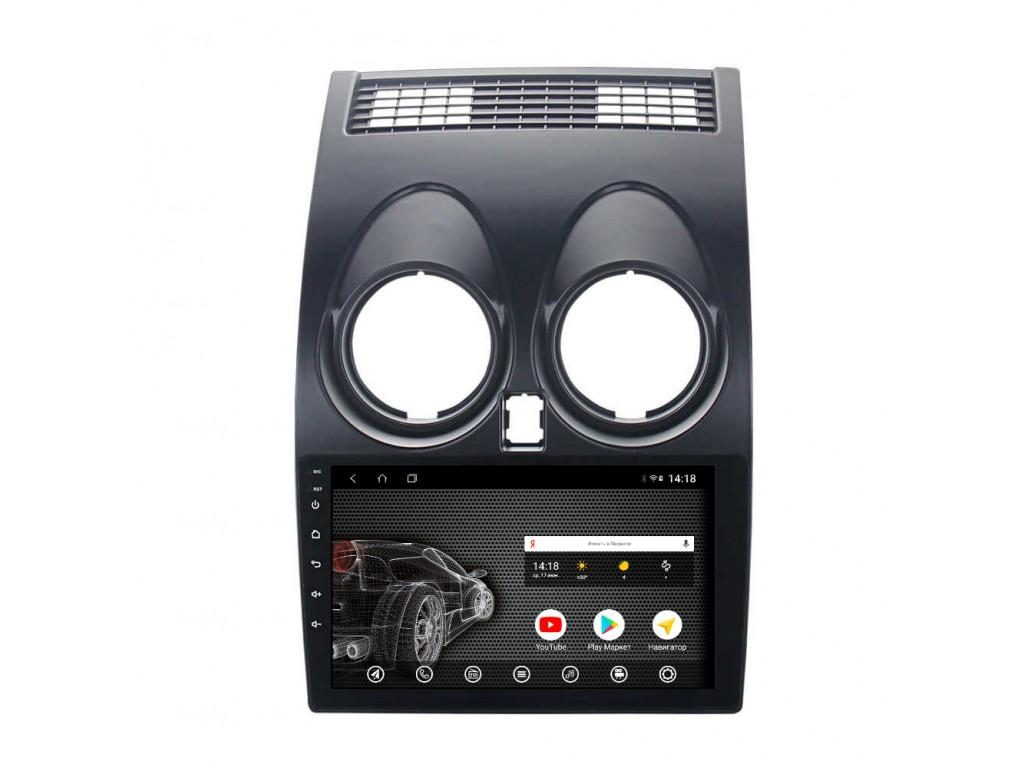 Головное устройство vomi ST2732-T3 для Nissan Qashqai 2006-2013 (+ Камера заднего вида в подарок!)